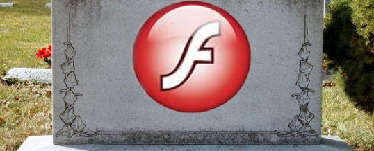 The Beginning of the End – Adobe Kills Flash for Mobile Devices